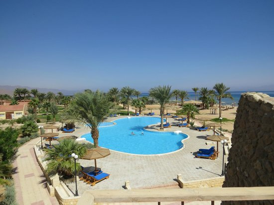Helnan Nuweiba Bay Resort: вид отеля