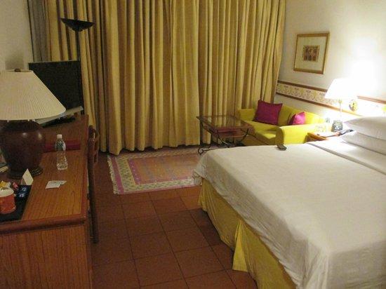 Trident, Agra: room
