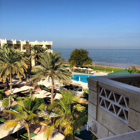 Grand Hyatt Muscat: Room with a view