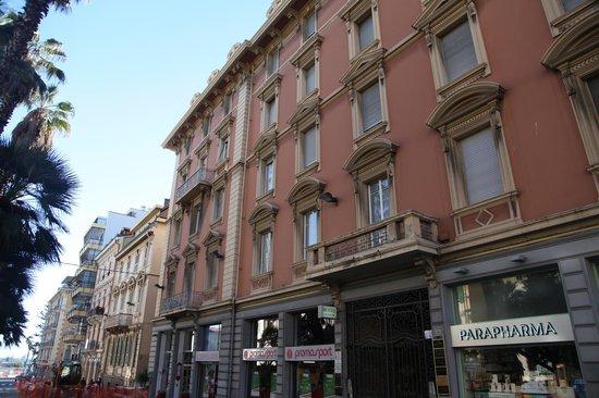 Hotel Centro: Здание отеля