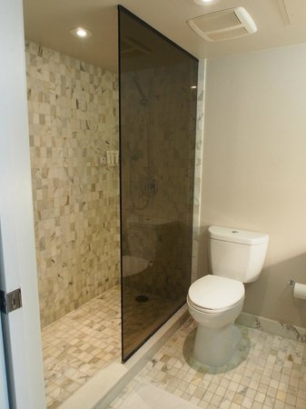 Andaz West Hollywood: Bathroom   Huge Shower With Fantastic Rain Shower Head