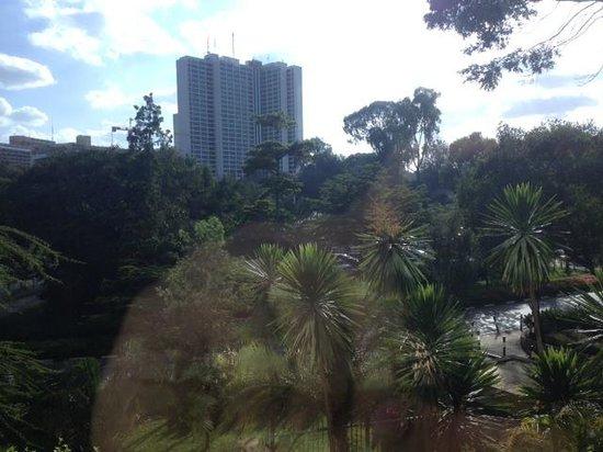 Nairobi Serena Hotel: View