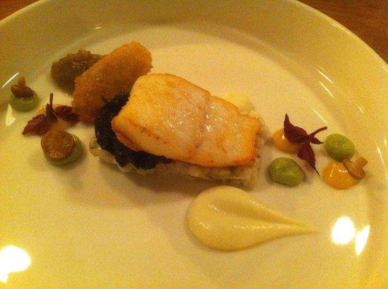 Restaurant In de Molen: Course 2