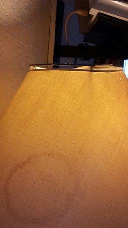 Hotel Dante: Lampe