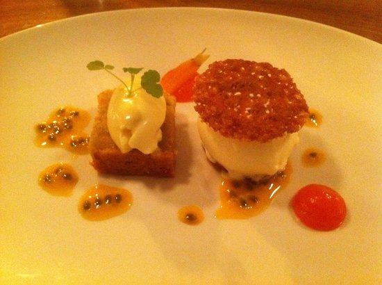 Restaurant In de Molen: Dessert
