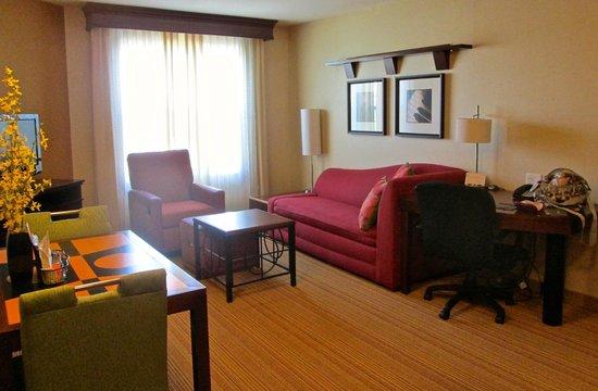 Residence Inn by Marriott Auburn: lounge