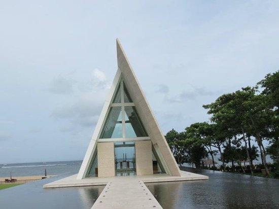 Conrad Bali: Infinity Chapel