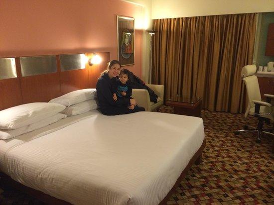 The Suryaa: Our Room 405 at Hotel Suryaa