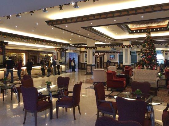 The Suryaa New Delhi: Hotel Lobby