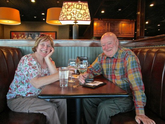Ruby Tuesday : Margaret & Brian
