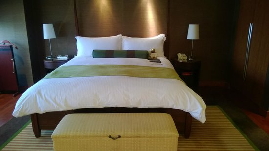 Grand InterContinental Seoul Parnas: room
