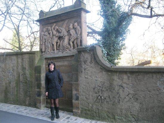Bamberg Altstadt : На улочках Бамберга