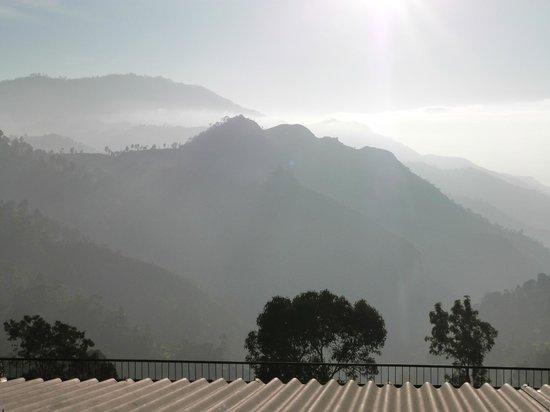 Ella Gap Panorama : view from room