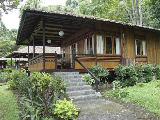Kungkungan Bay Resort: T5, our oceanfront villa