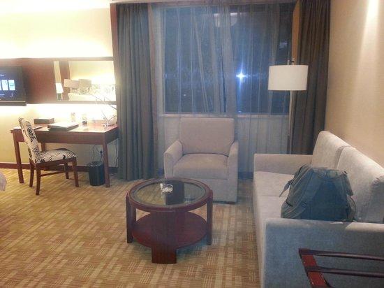 Ocean Hotel Shanghai: Очень уютно!