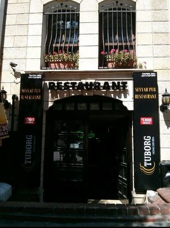 Seyyah Pub