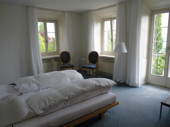 Schlosshotel Romanshorn: Doppelzimmer