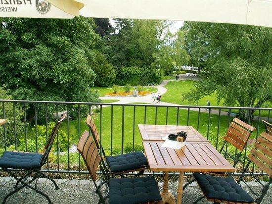 Schlosshotel Romanshorn: Romanshorner Park