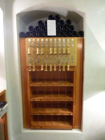 Schlosshotel Romanshorn: Reception