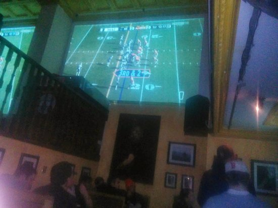 The Woolshed: AFC Championship Game
