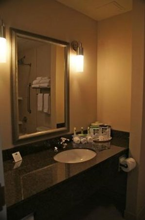 Holiday Inn Express Hotel & Suites North Sequim : Bad