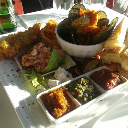 Neptune : Seafood platter