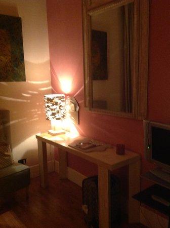 Villa Mangili : Room