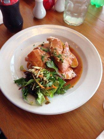 The Pier Hotel Restaurant: Sunday roast (ham)