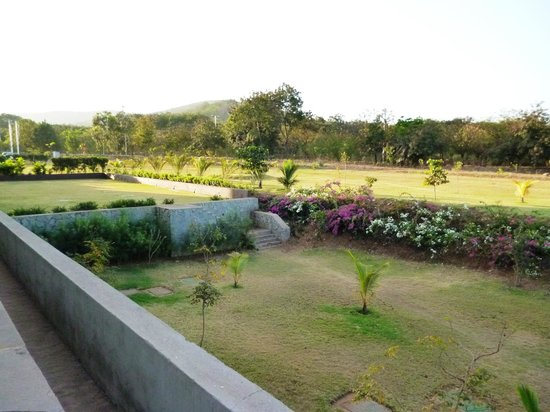 Hyatt Place Hampi: View from our room