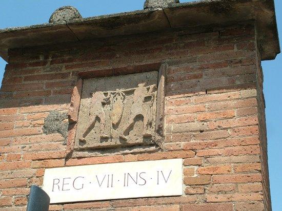 Vesuv: Помпеи сегодня