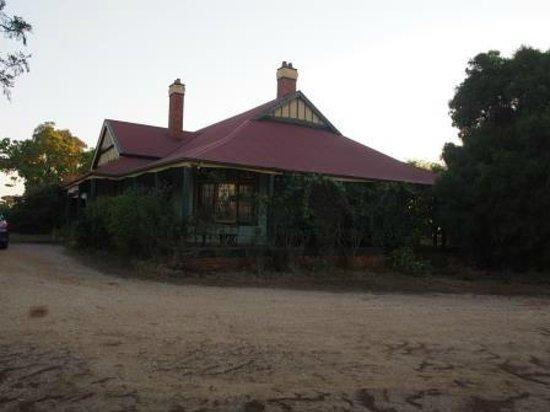Mount Ophir Estate: Homestead