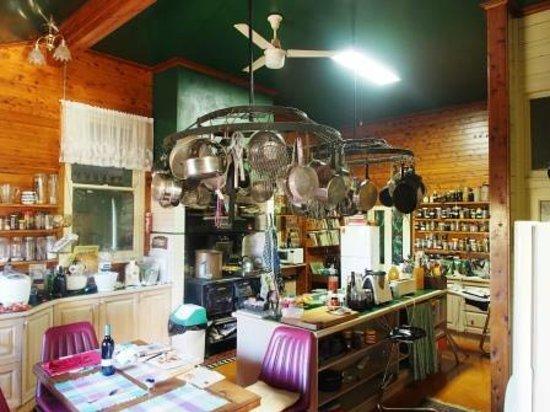 Mount Ophir Estate: Homely kitchen