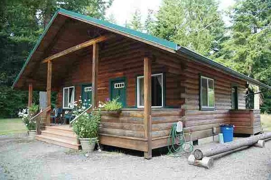 Huckleberry Lodge Cabins: Cabin