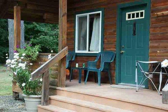Huckleberry Lodge Cabins: Cabin 1