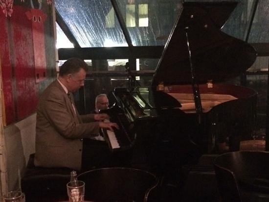 The Archduke: piano man