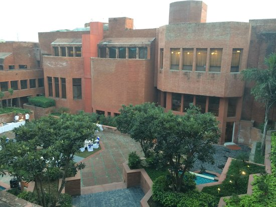 ITC Mughal, Agra: View from Room