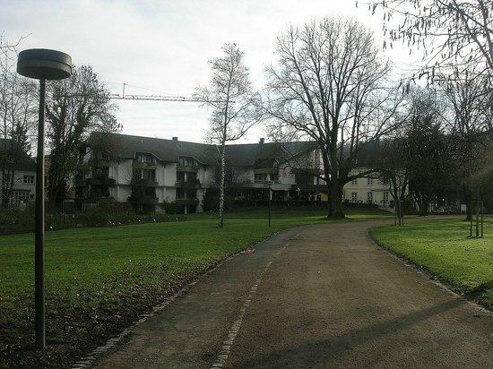 Nells Park Hotel : Nells Park mit Hotel