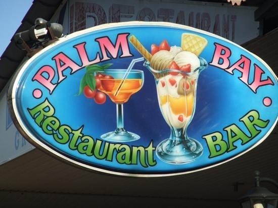 Palm Bay Hotel Studios: palm bay Rhodes