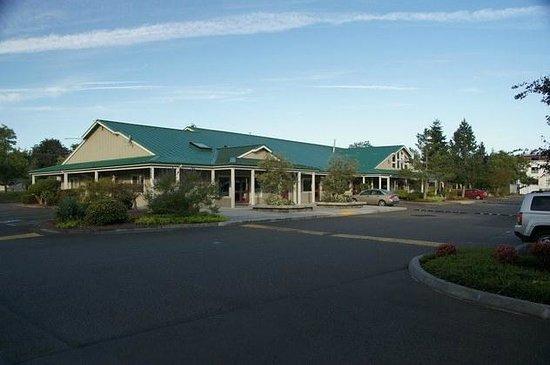 Prairie Hotel : Lobbybereich