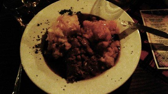The Old Poets' Corner Restaurant: Haggis Neeps 'N' Tatties for Burns Night