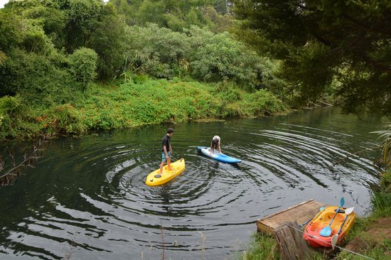 Avalon Resort: Kayaking - Onsite River