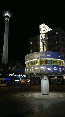 Ibis Styles Berlin Alexanderplatz: alexanderplatz