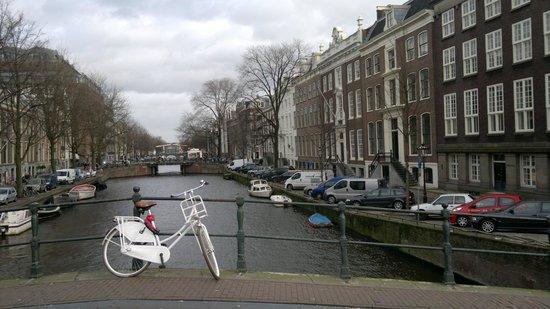 Ibis Amsterdam Centre Stopera: amsteardam beauty