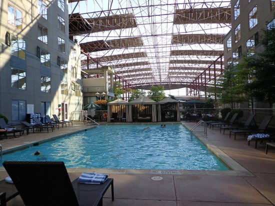 St Louis Union Station Hotel Curio Collection By Hilton Fantastic Pool