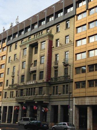 Hotel Hungaria City Center : Esterno dell'hotel
