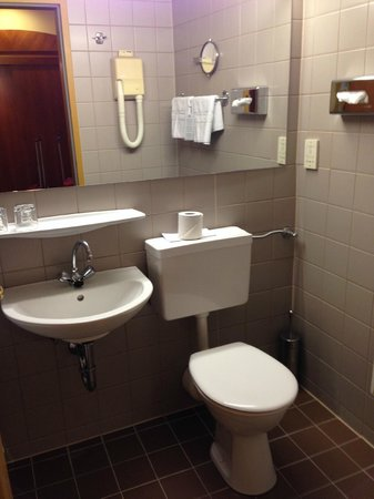 Hotel Hungaria City Center: Bagno