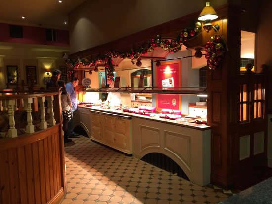 Innkeepers Lodge Doncaster, Bessacarr: Le restaurant