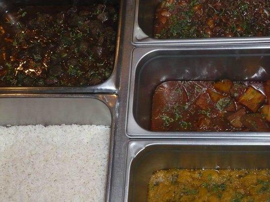 Irana Indian Cuisine: Buffet