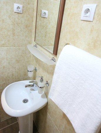 Hotel Laguna: Double room-single use