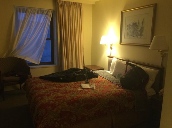 The Boston Common Hotel and Conference Center: Deluxe room